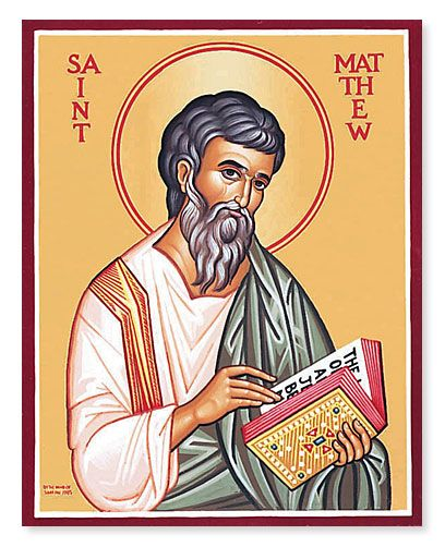 According to Matthew