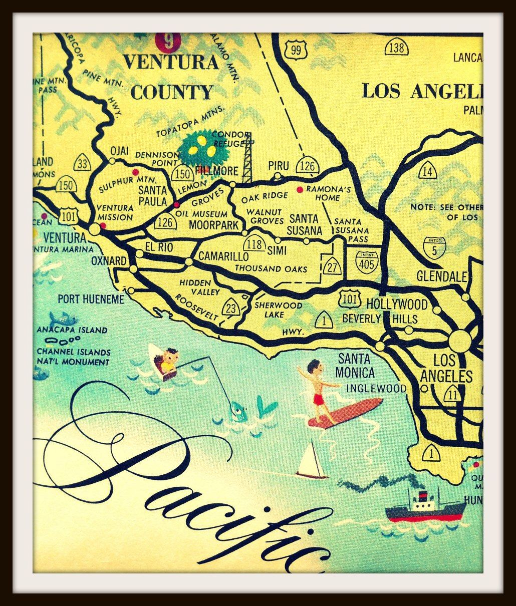 Pin by Mary Finstad on Art & Inspiration | California map ...