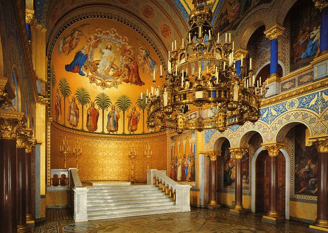neuschwanstein castle throne room | Recent Photos The Commons Getty Collection Galleries World Map App ...