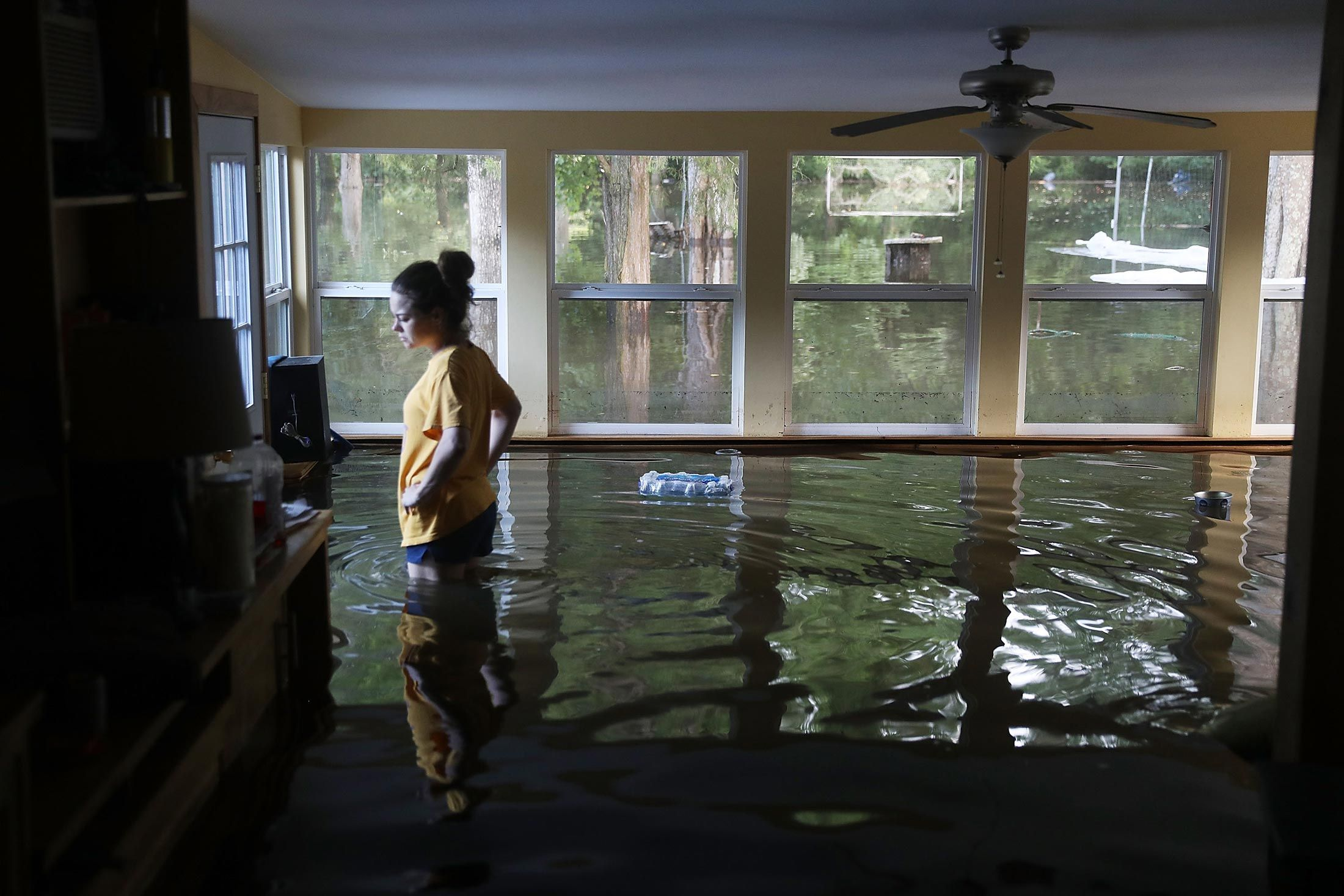 Climate Disasters Cost U.S. $46 Billion as Flooding Leads List - Bloomberg