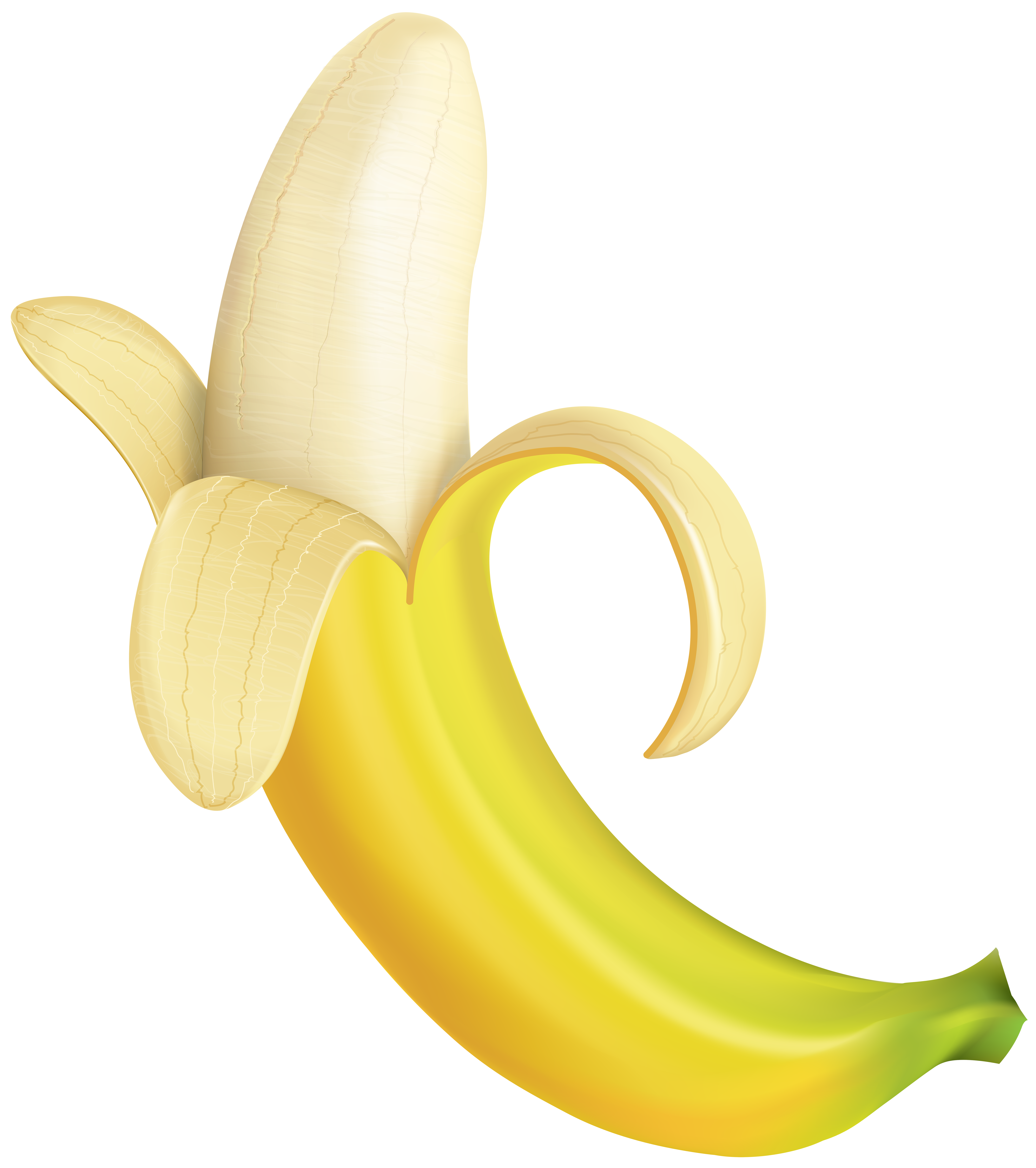 Peeled Banana Clipart Image Gallery Yopriceville High Quality Images And Transparent Png Free Clipart Banana Banana Picture Banana Painting