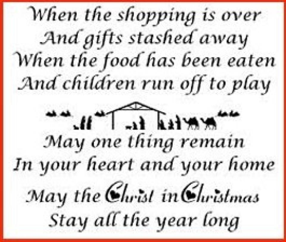 Christ in Christmas | ♢Keep CHRIST In Christmas♢ | Pinterest ...