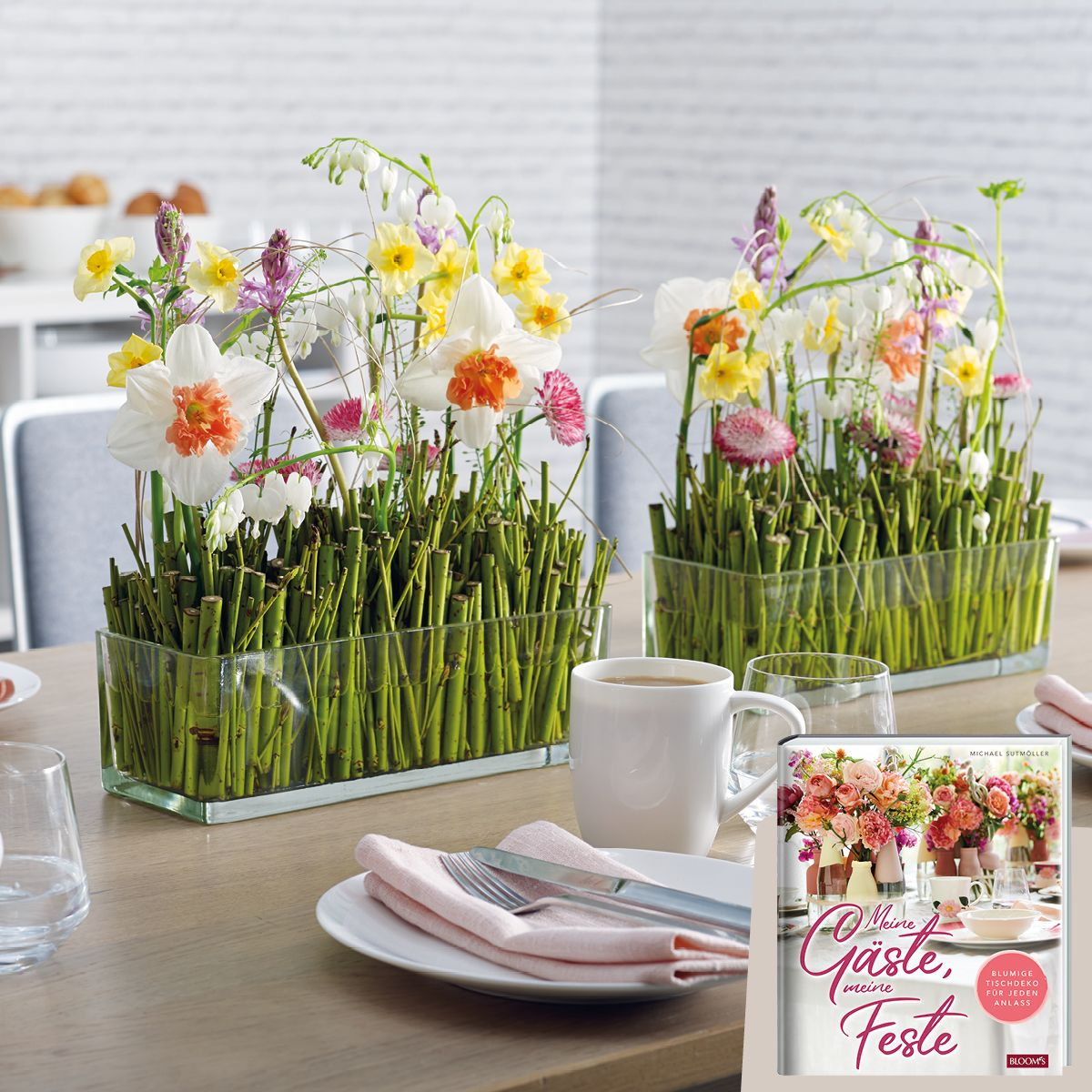 Photo of Spring for the table decoration