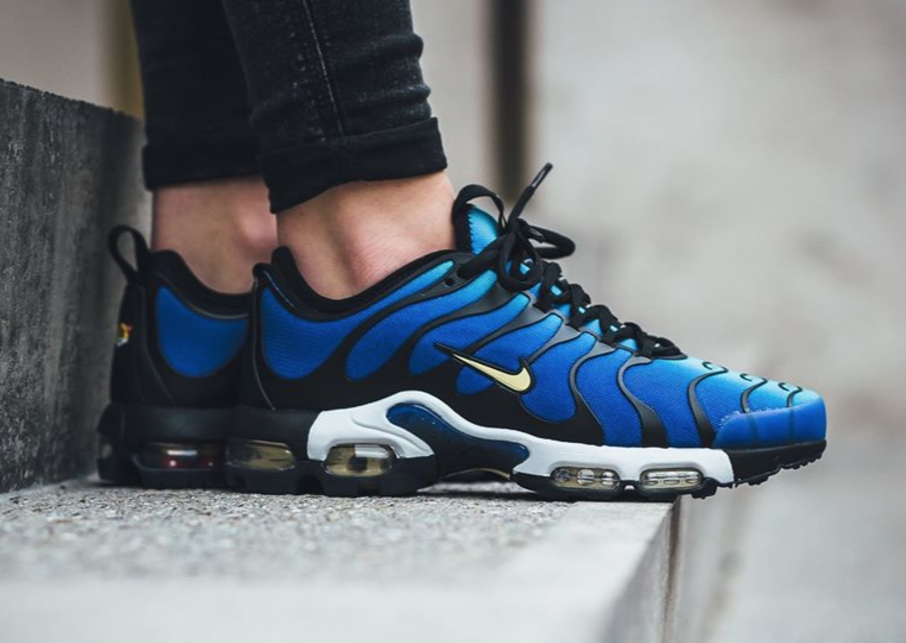 The Nike Air Max Plus Tn Ultra Also Drops In Hyper Blue Nike Air Max Nike Air Max Plus Nike