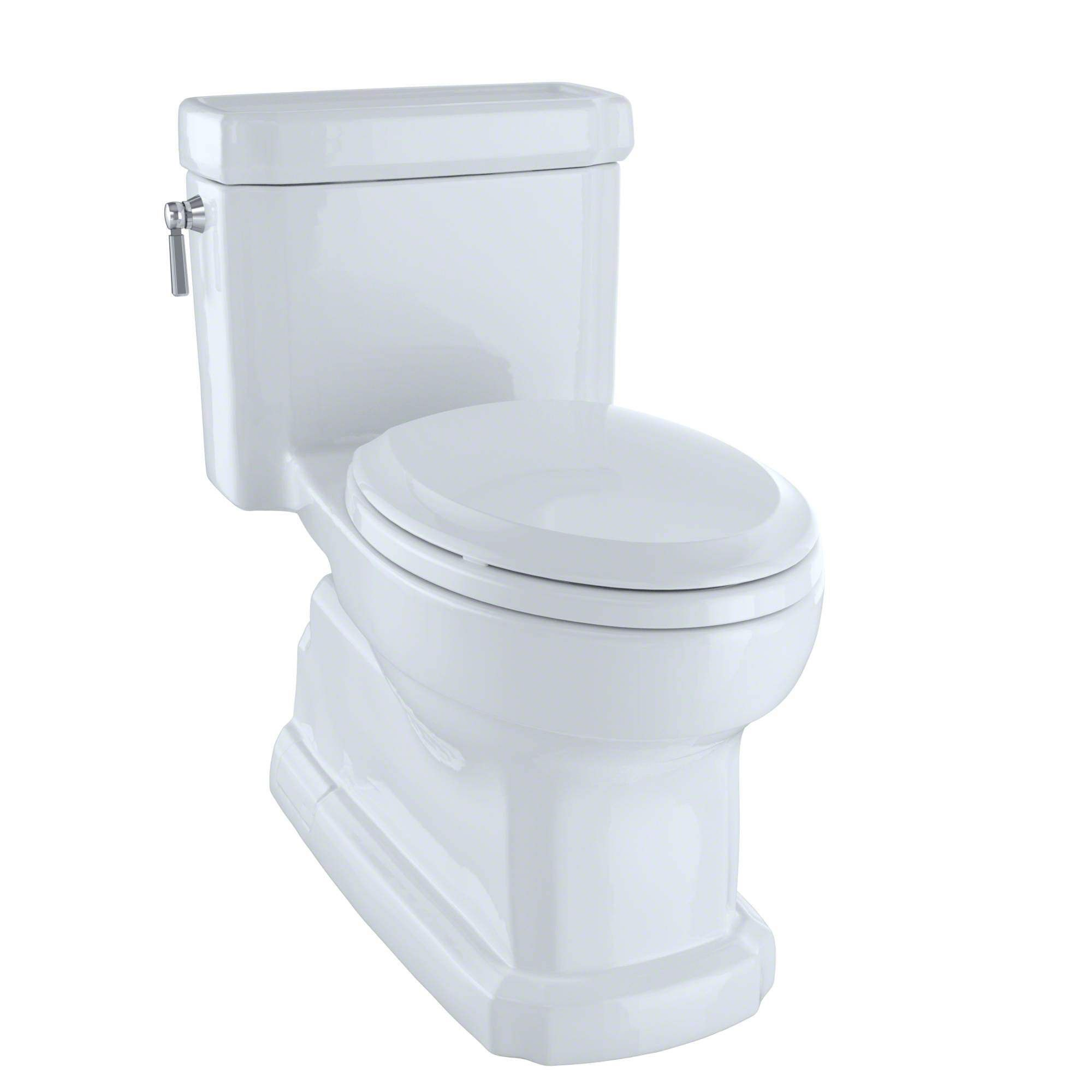 Toto Guinevere Elongated One Piece Toilet Ms974224cefg 01 Cotton White Toto Toilet One Piece Toilets Toilet