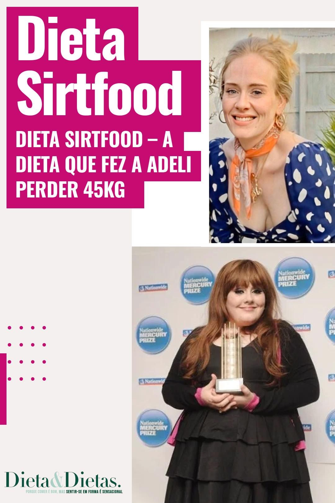 Veja como a cantora adele perdeu 45kg com a Dieta Sirtfood  #dieta #Sirtfood #DietaSirtfood #fitness