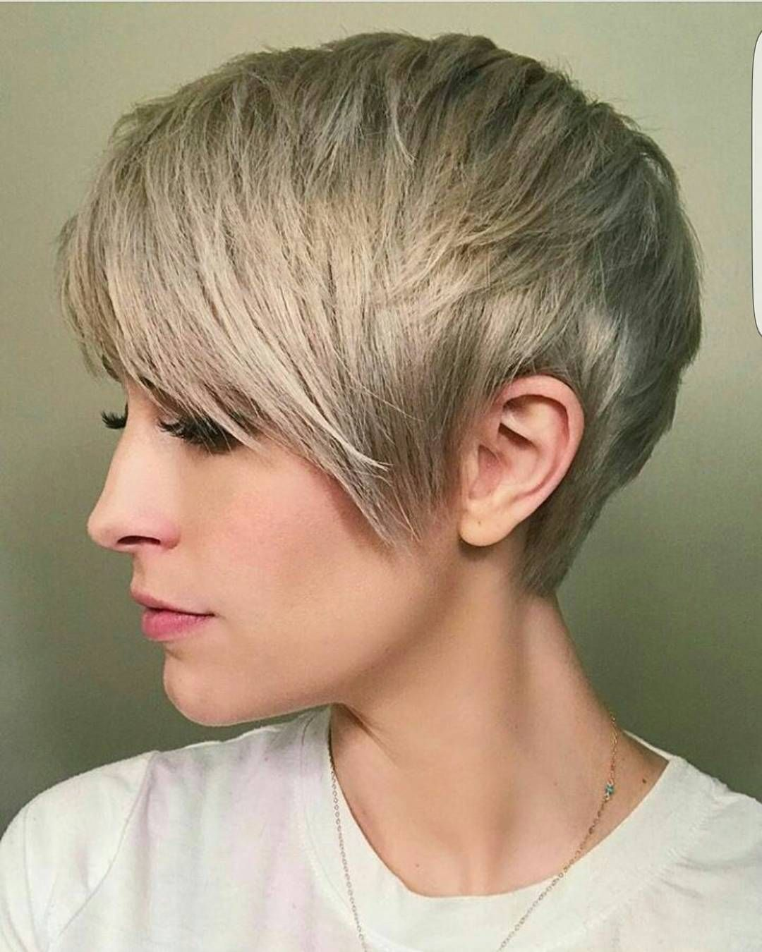 New Woman Short Hairstyles