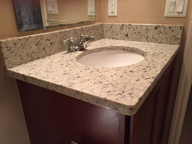 Bathroom Sinks Dallas branco-dallas-granite-countertops-in-small-bath-with-undermount