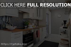 Desain Ruang Dapur Minimalis Modern Yang Cantik Gambar Rumah Type 36 6