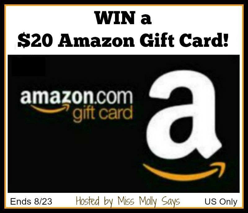 Win A 20 Amazon Gift Card And Treat Your Pets Us Only Ends 8 23 Amazon Gift Card Free Amazon Gifts Amazon Gift Cards