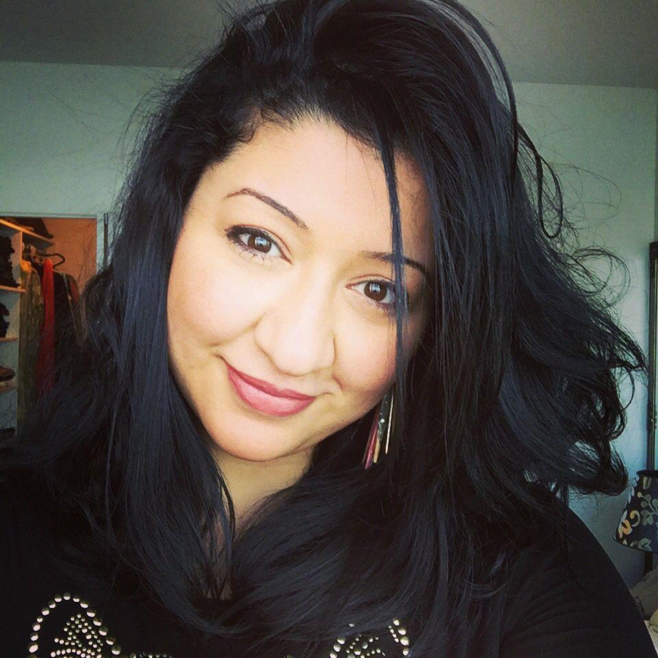 Love This Blue Navy Black Hair