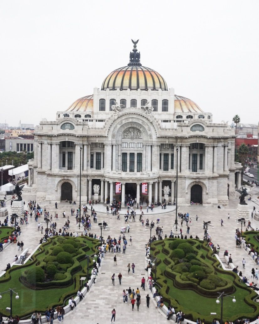 Three Days in Mexico City Guide | taverna travels