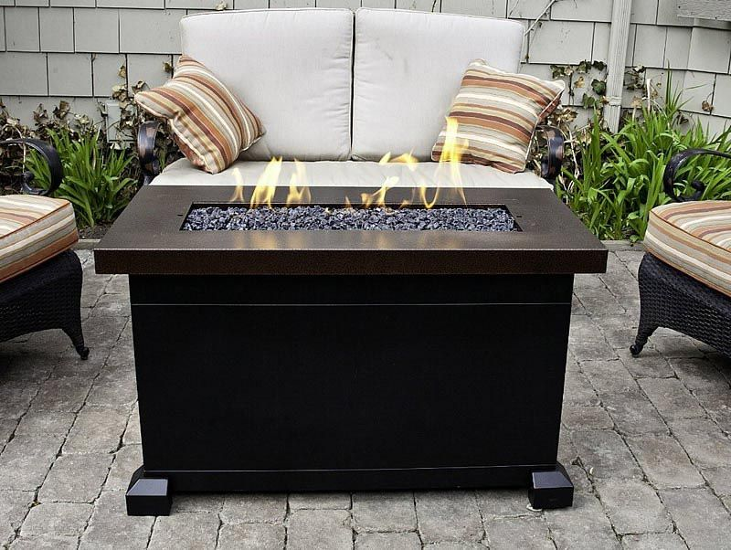 Awesome Small Propane Fire Pit Table
