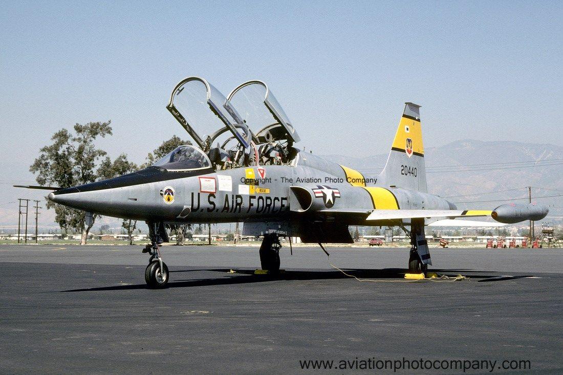 USAF 479 TTW 425 TFTS Northrop F5B 720440/ (1981) Us