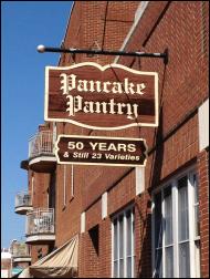 Pancake Pantry - Nashville, TN