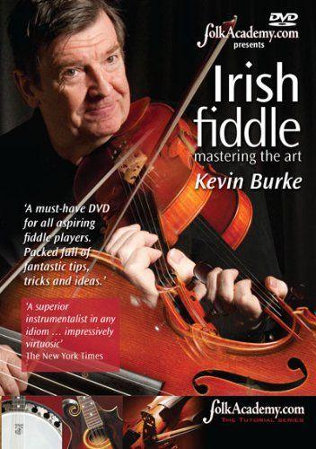 Irish Fiddle Mastering the Art [DVD] [Import]
