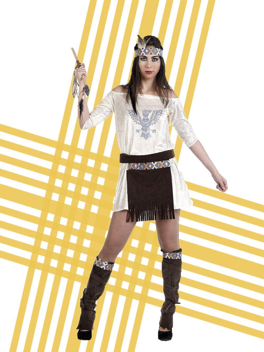 Disfraz de india disfraces para carnaval disfraz - Disfraces carnaval original ...