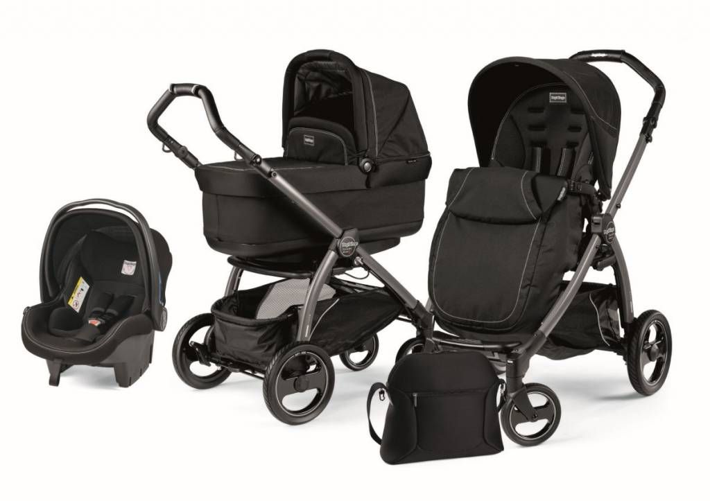 Peg Perego Book S Pop Up Onyx Baby Girl Nelson August