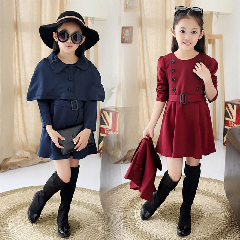 Cheap clothes button, Buy Quality clothes holder directly from China clothing vintage Suppliers:    Toddler Dress 2015 Wool Sleeveless Autumn Vest Dress Fashion O-neck Solid Zipper Worsted Cotton Casual Cute Girls Dre