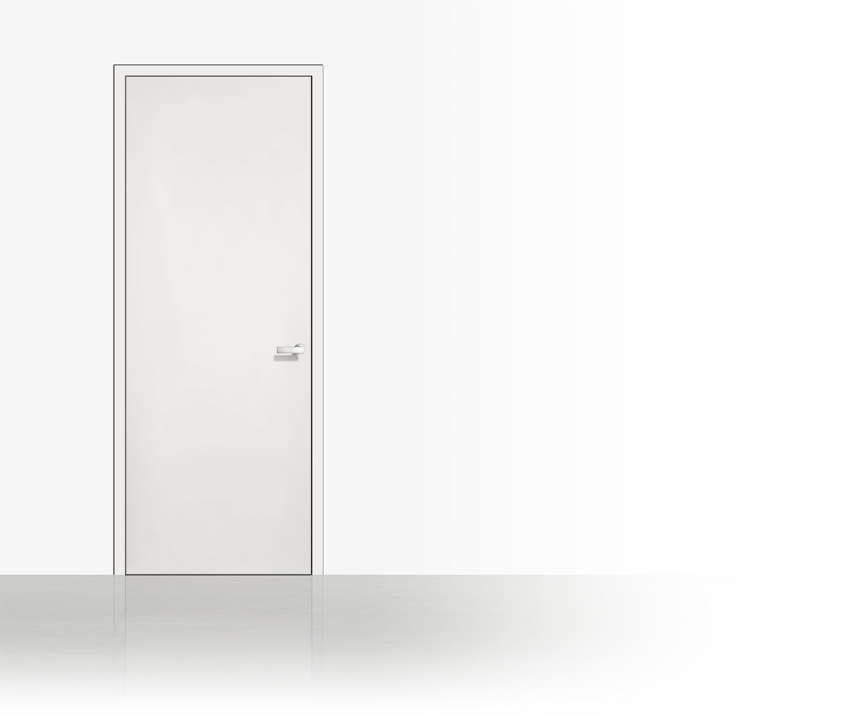 Cube Lacquer flush fitting door frame and wall - Bodu0027or KTM  sc 1 st  Pinterest & Cube Lacquer flush fitting door frame and wall - Bodu0027or KTM ...