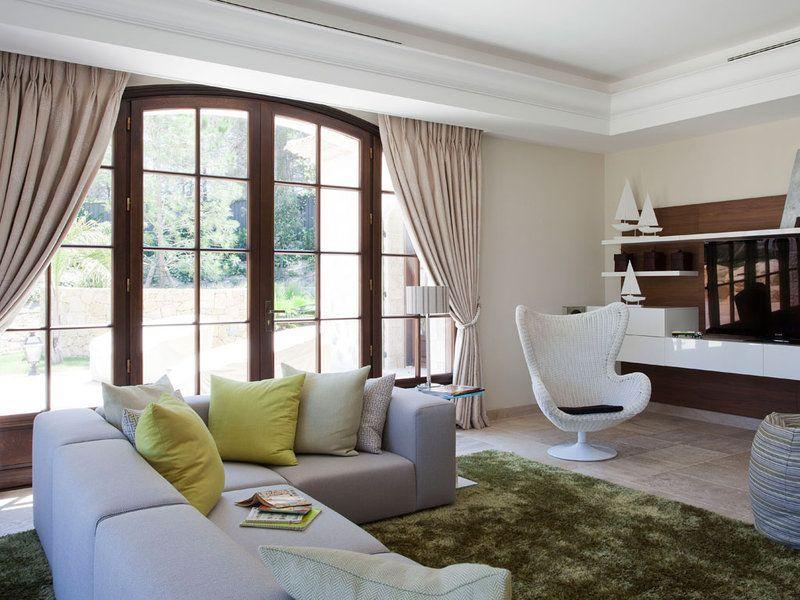 Una espectacular villa en el sur de Francia Sur de francia - salones de lujo