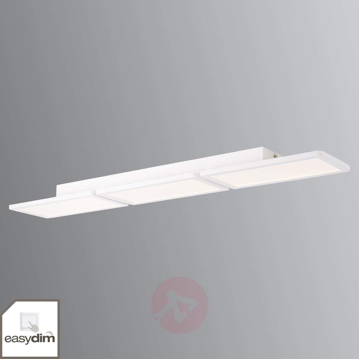Trzypunktowa Lampa Sufitowa Led Scope ściemniana Lampy