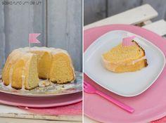 SaskiarundumdieUhr: Zitronen Joghurt Kuchen