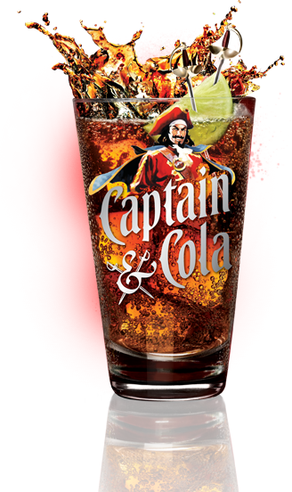 Captain And Cola Morgan That Is Rum Drinks Pinterest