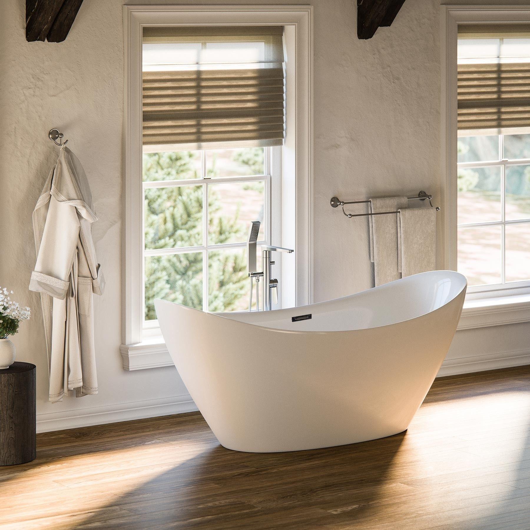 67 Bel Freestanding Bathtub Free Standing Bath Tub Free
