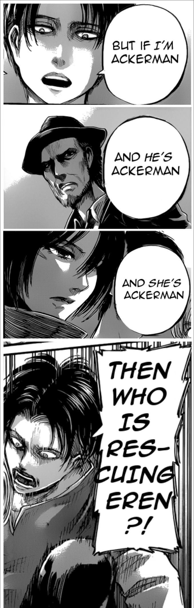 I love this so much. Attack on Titan