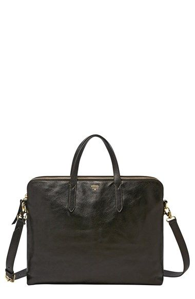 Fossil Sydney Work Bag Available At Nordstrom