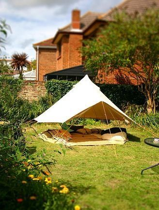 competitive price 4b52c 286f2 Sibley 400 Ultimate PRO | CanvasCamp | Gardening | Bell tent ...