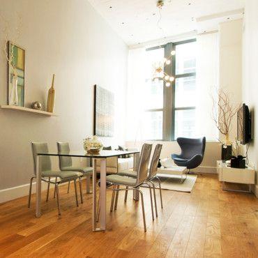 5 astuces pour crer un coin salle manger dans un petit salon - Amenager Un Salon Salle A Manger