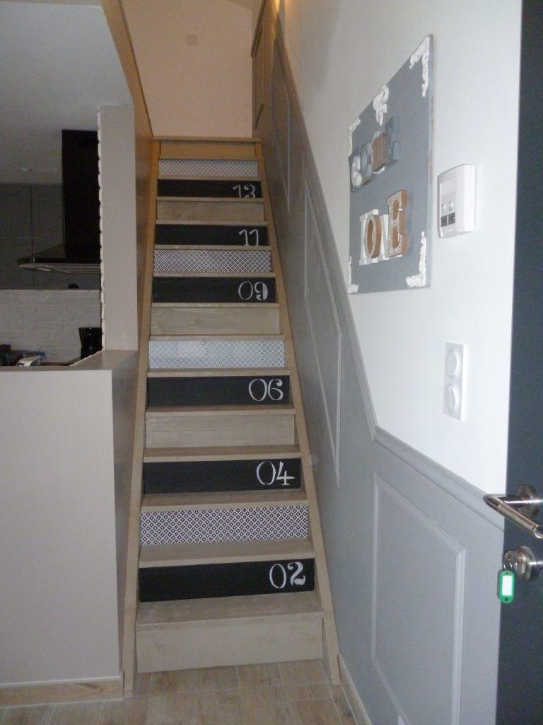 moderniser son escalier perfect moderniser un escalier en bois unique relooker un escalier. Black Bedroom Furniture Sets. Home Design Ideas