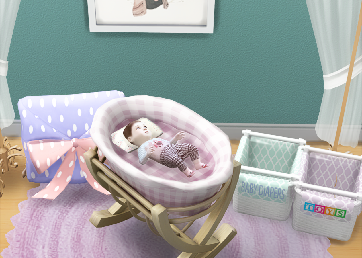 Crib pillows babies - Baby Crib Conversion From It Is Modified To Fit The Baby And I Add A Small Pillow They Are Separated Items And Find In The Decor Section So You Know You