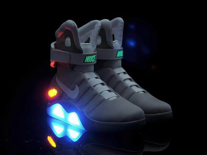 the latest 2e28f bc727 Marty McFly Nike s for Sale   Item Name  Nike Air Mag Back to the Future