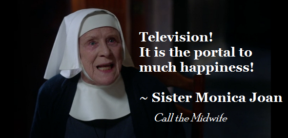 Sister Monica Joan: Television is the portal to much