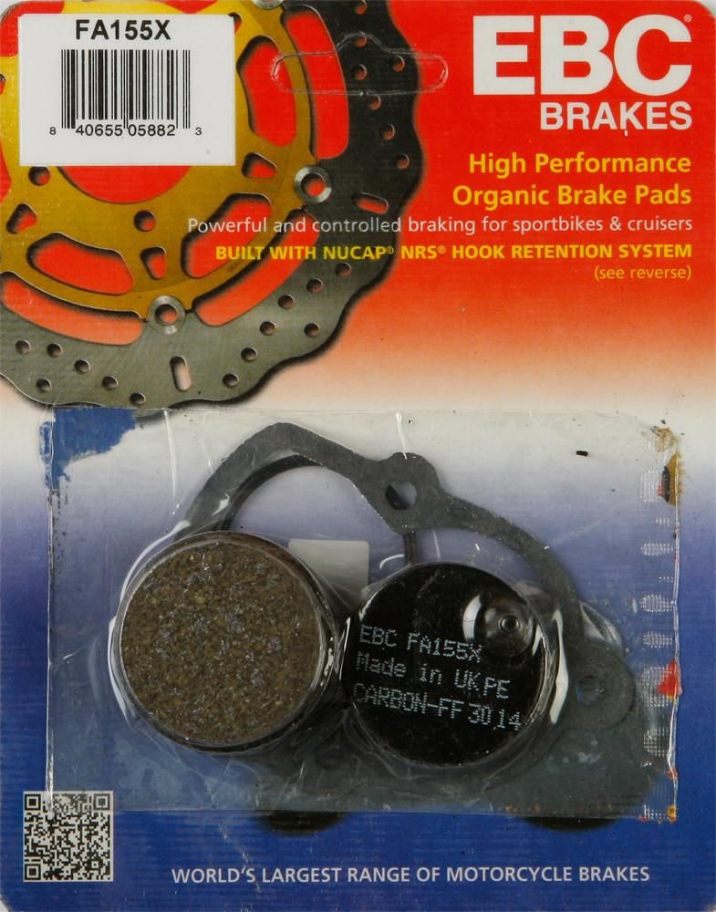 BRAKE PADS Ebc Brake pads, Sportbikes