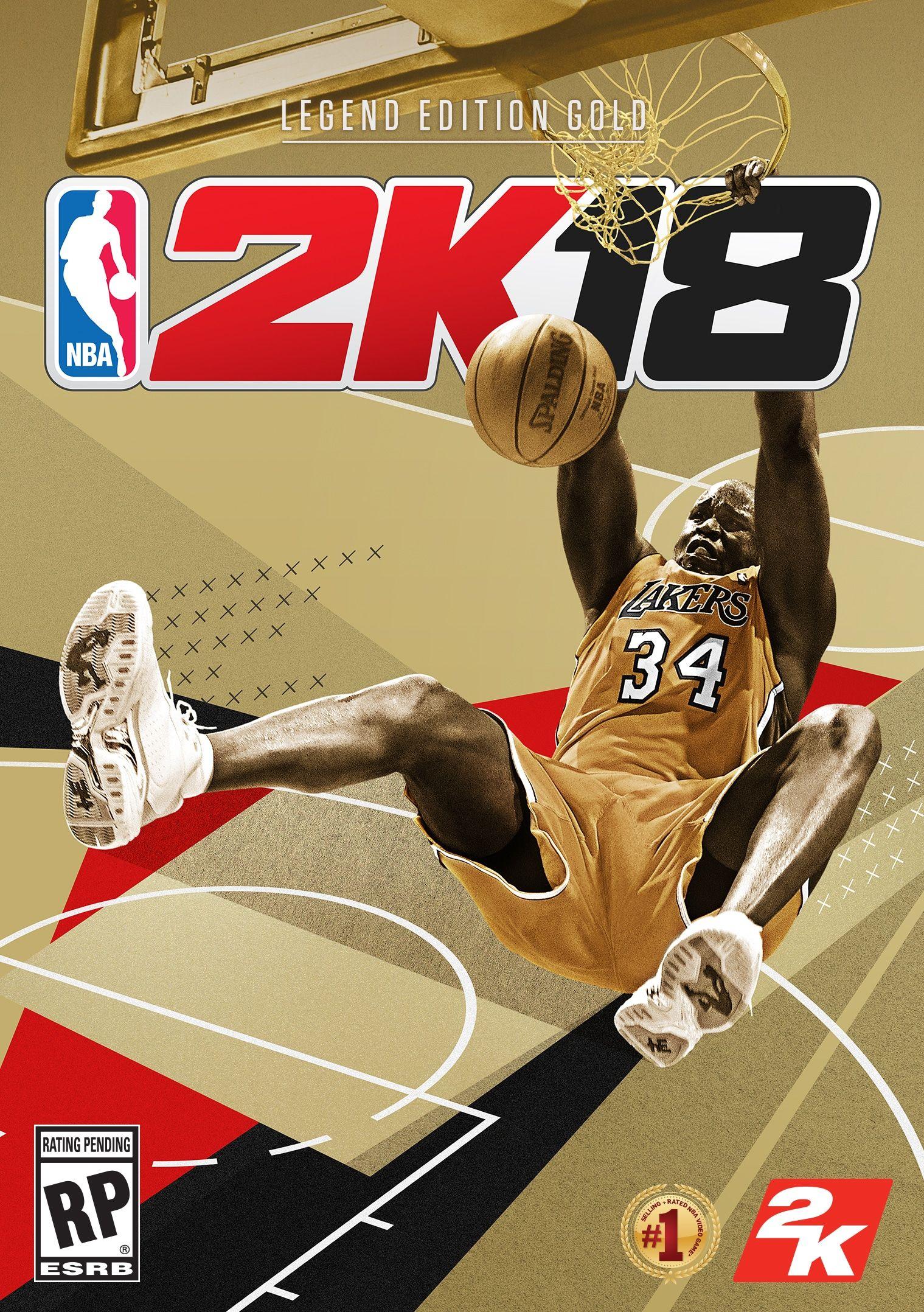 Gaming Roundup  Shaq in NBA Injustice 2 Championship Series ad01c6f84