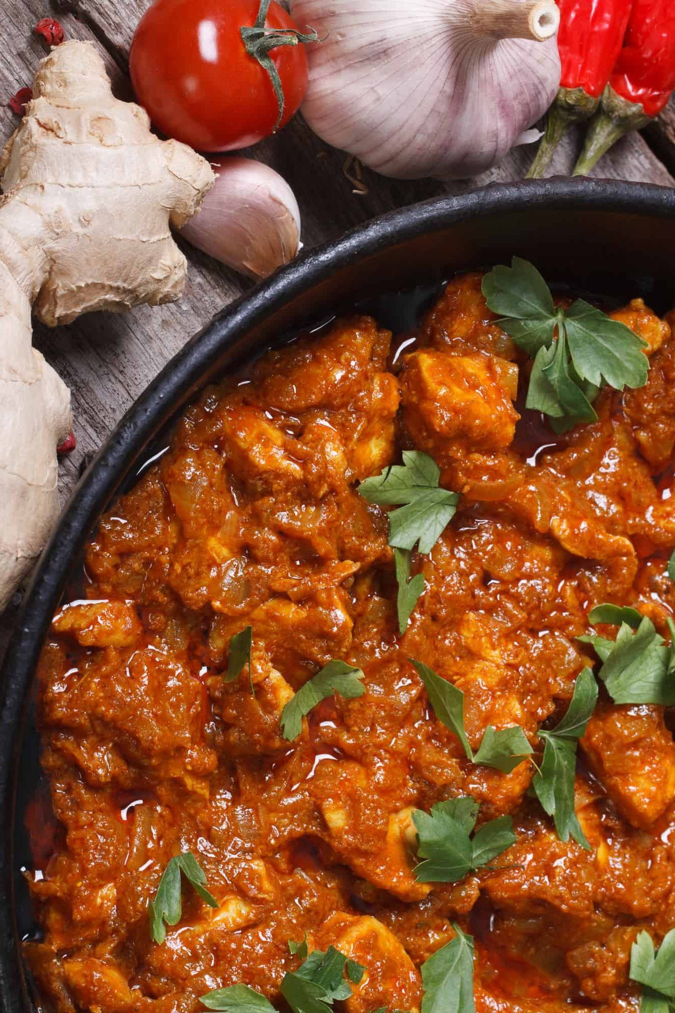 Make An Authentic Chicken Vindaloo In Your Instant Pot Or
