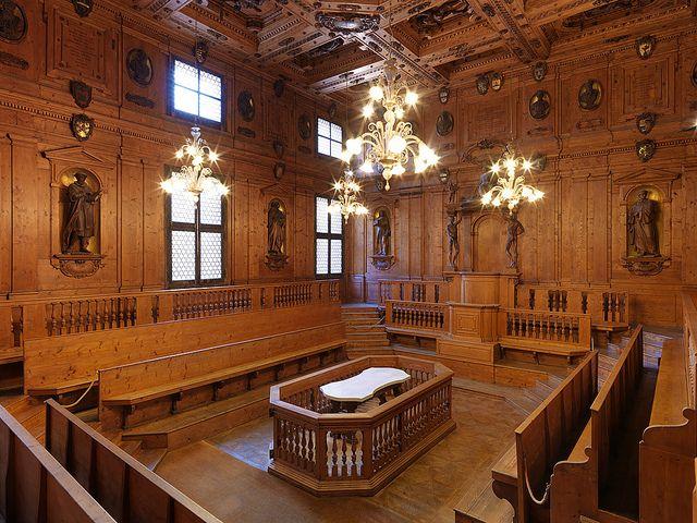 Teatro Anatomico, Biblioteca dell'Archiginnasio (Bologna) by @EuropeanCreativeCities | Bologna, Italia, Viaggi