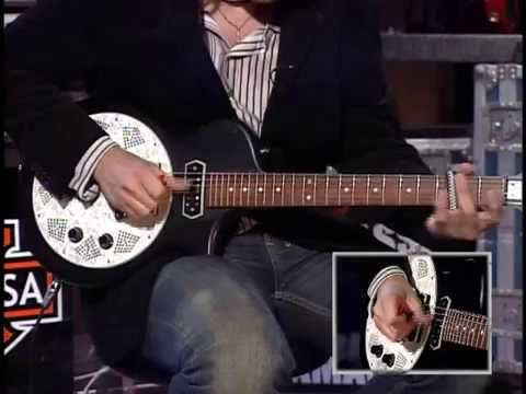 Joe Bonamassa Slide Guitar - YouTube   Slide guitar, Joe