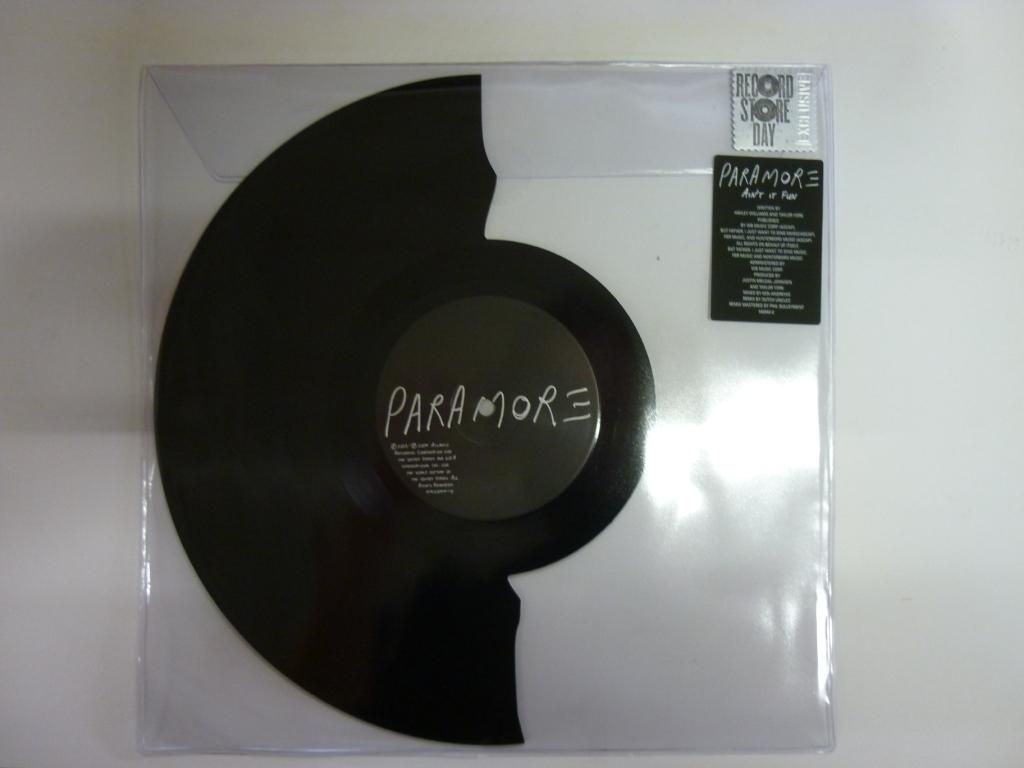 "Artist: Paramore Album: Ain't It Fun Format: 12"" Vinyl Country: US"