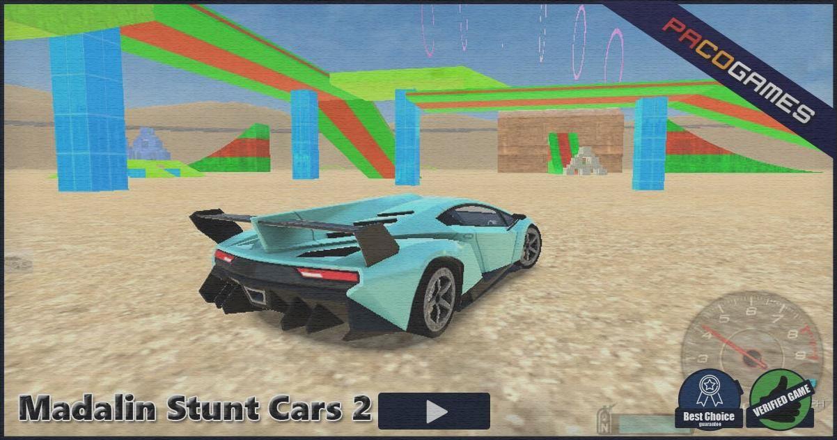 Madalin Stunt Cars 2 Unblocked At The School Unblocked Car Games