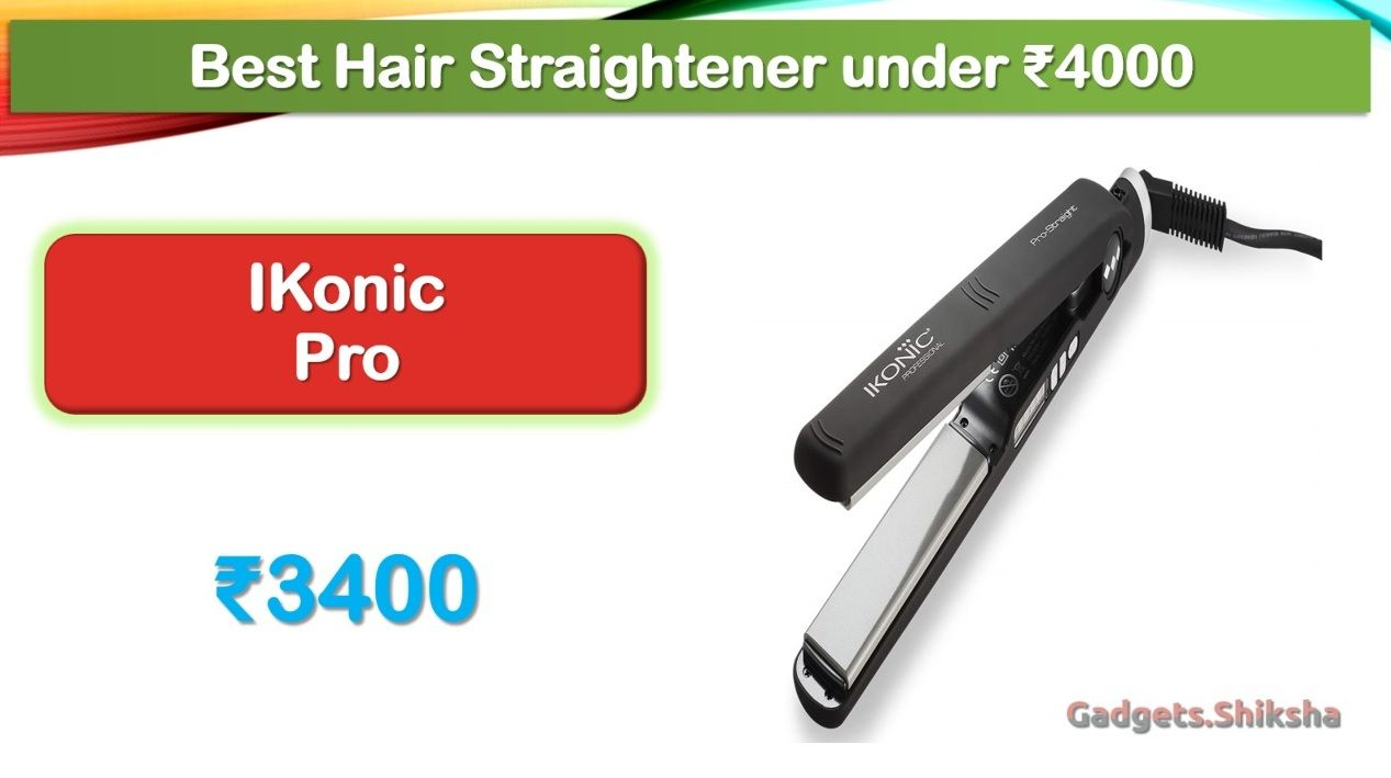 2 Best Hair Styler under 4000 Rupees in India Market | Gadgets