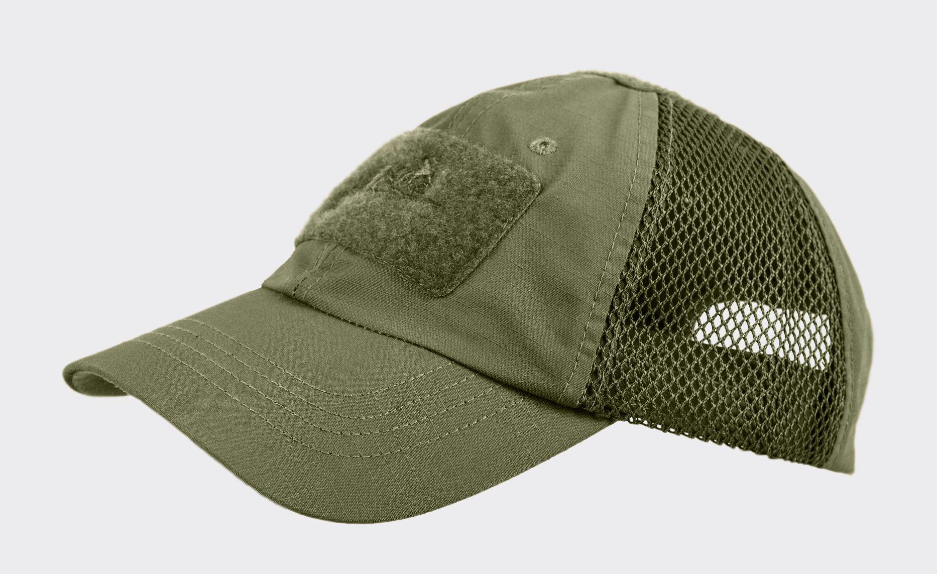 653771e5c Helikon Tex Tactical Baseball cap full mesh Black | Baseball caps ...