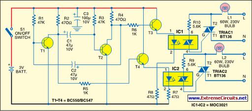 Efy Circuit Diagram - Wiring Diagram And Schematics   Elektronik.rft ...