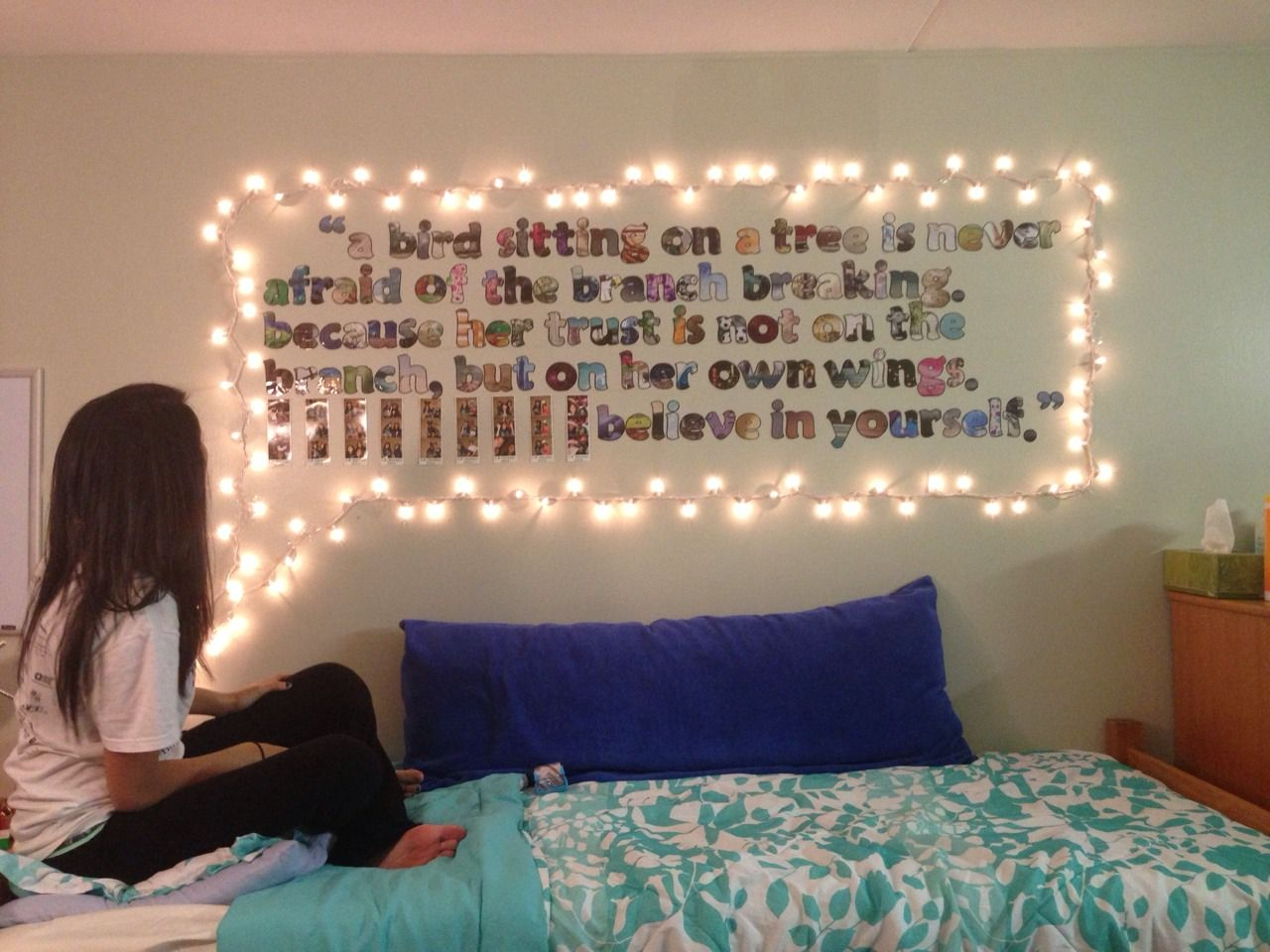 Pin By Ashley Gibbs On Home Sweet Home Dorm Wall Decor College