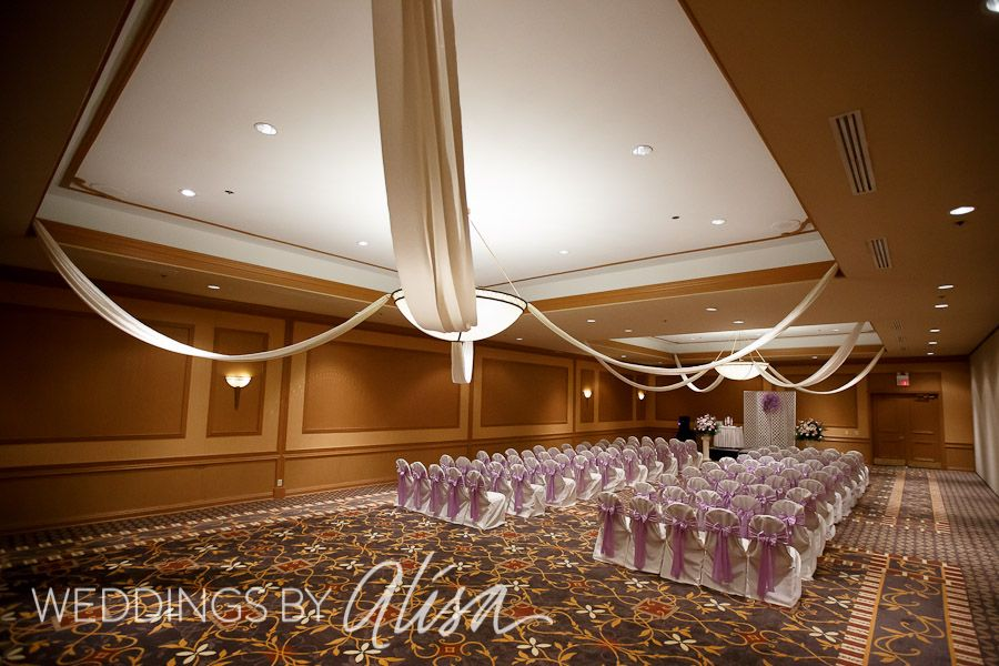 Embassy Suites Airport Pittsburgh Wedding Reception Photography