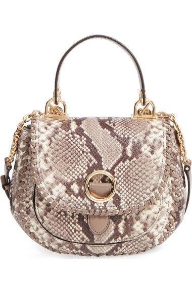 a2a21d3b0722 MICHAEL MICHAEL KORS Medium Isadore Leather Crossbody Bag.  #michaelmichaelkors #bags #shoulder bags #hand bags #leather #crossbody  #lining #